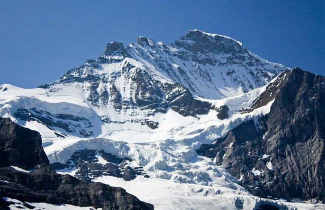 Os Alpes - 10 lugares fantásticos