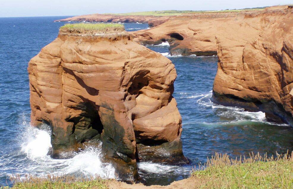 Magdalen Islands - 10 lugares fantásticos