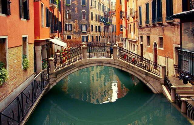 Veneza, Itália - 10 lugares fantásticos