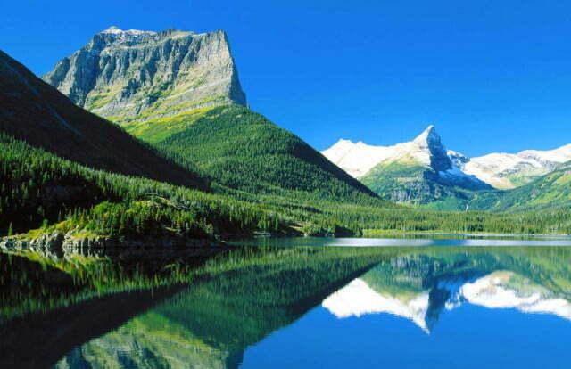 Parque Nacional Glacier, Montana - 10 lugares fantásticos