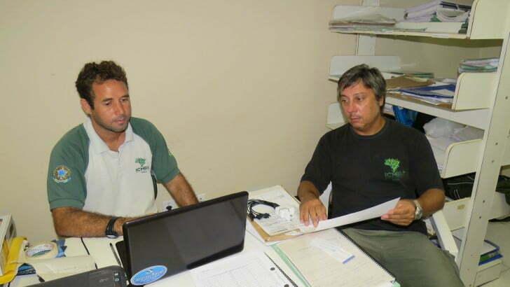 Ambientalistas do Chico Mendes analisam morte de peixes