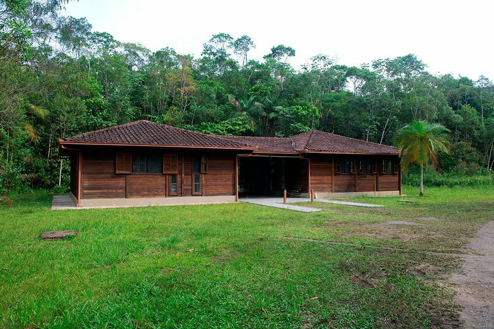 RPPN Salto Morato, Reserva Particular do Patrimônio Natural Salto Morato, imagem de alojamento