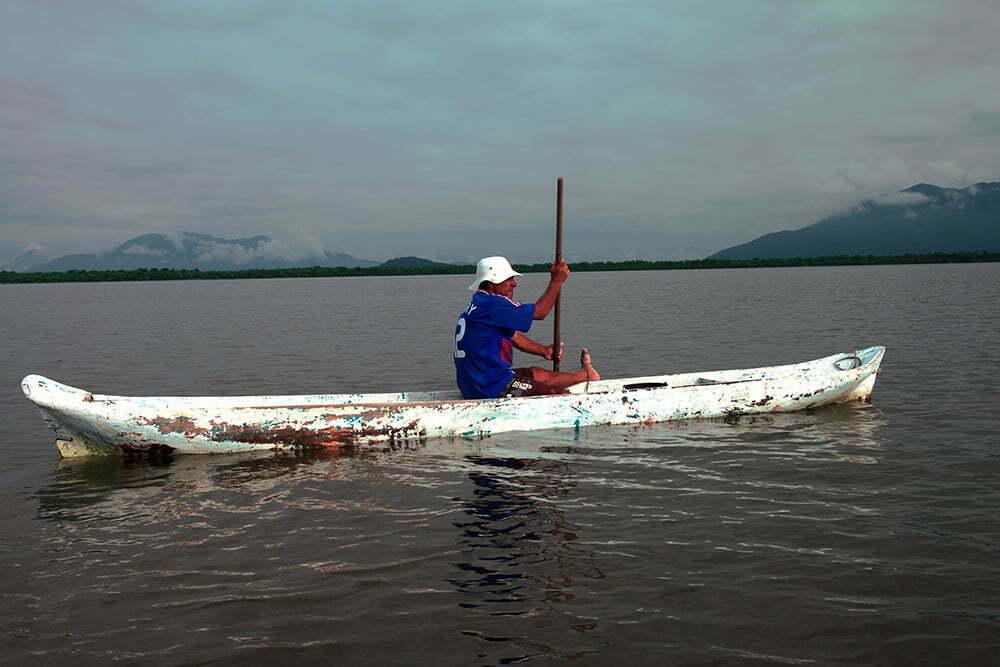 canoa-branca- de pau-APA E ESEC de Guaraqueçaba