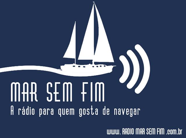 logo da radio mar sem fim