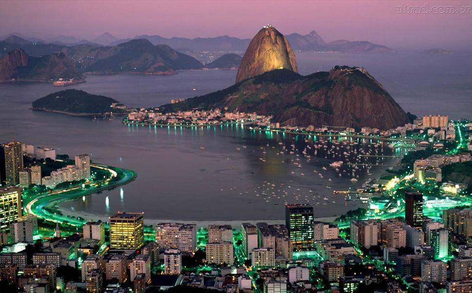 linhas costeiras, imagem linha costeira Brasil