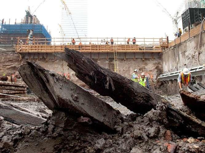 imagem navio WTC