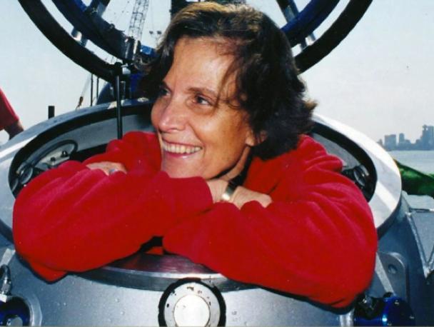 Terra, um planeta que cismamos em maltratar, imagem de Sylvia Earle