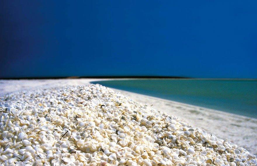 As praias mais diferentes do mundo, imagem de praia na austrália