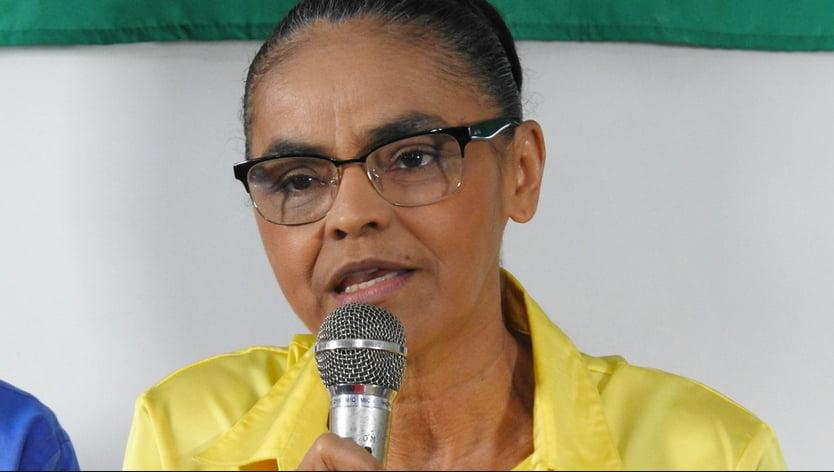 Marina Silva se aproxima do agronegócio, imagem de Marina Silva