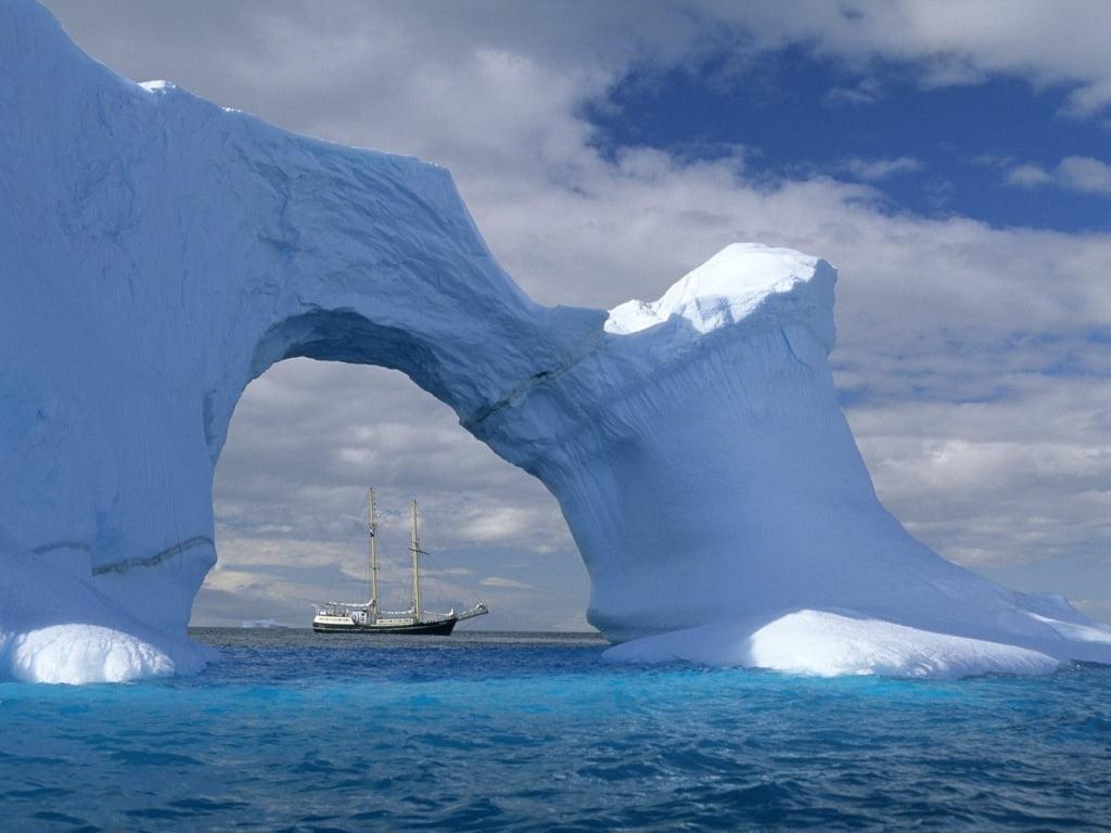 imagem pesquisa antártica