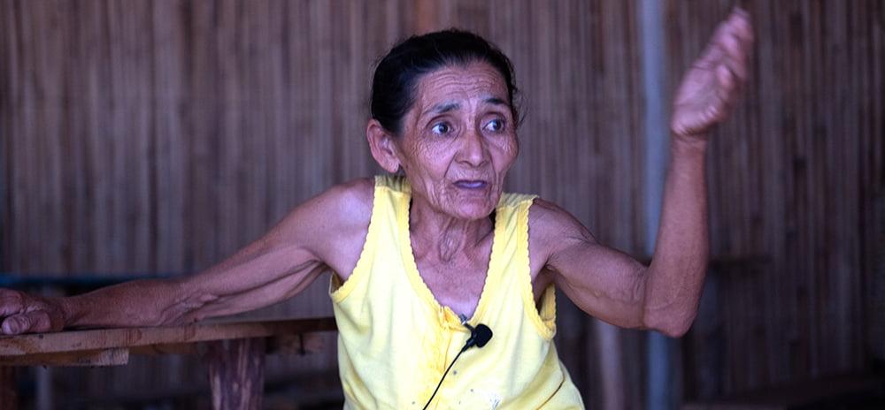 a-dona-Dica,APA de Cairuçu