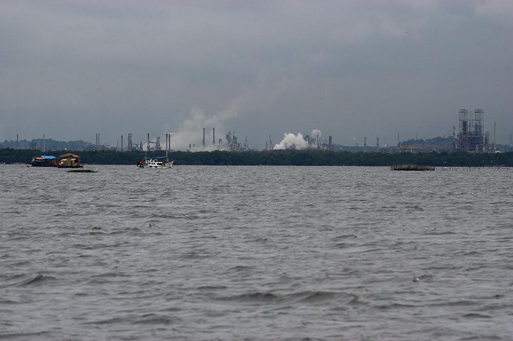 refinaria-d-de-caxias,Apa Guapi-mirim ESEC da Guanabara