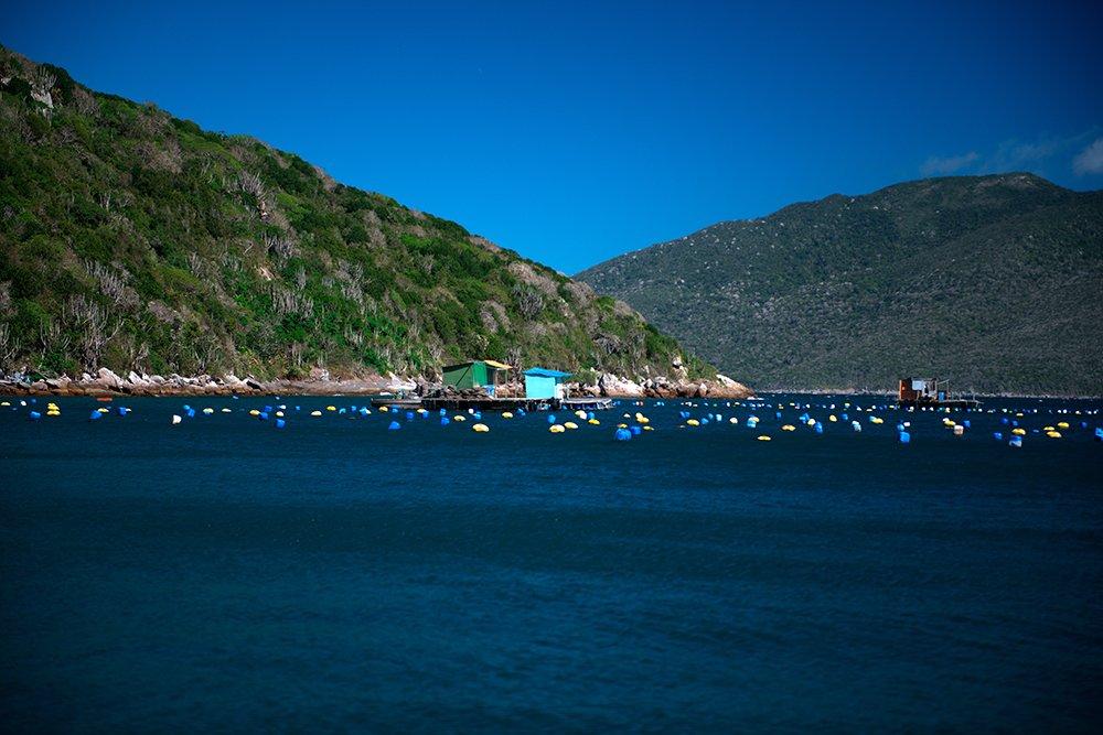 Resex Arraial do Cabo, Rio de Janeiro, imagem da-maricultura-em porto-do-Forno