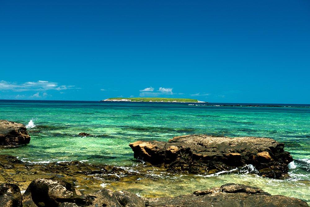 a-ilha-sueste no Parque Nacional Marinho dos Abrolhos