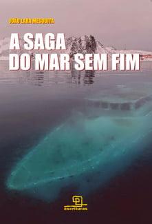 A saga do Mar Sem Fim: destaque do Viaje Comigo, imagem do livro A saga do Mar Sem Fim: