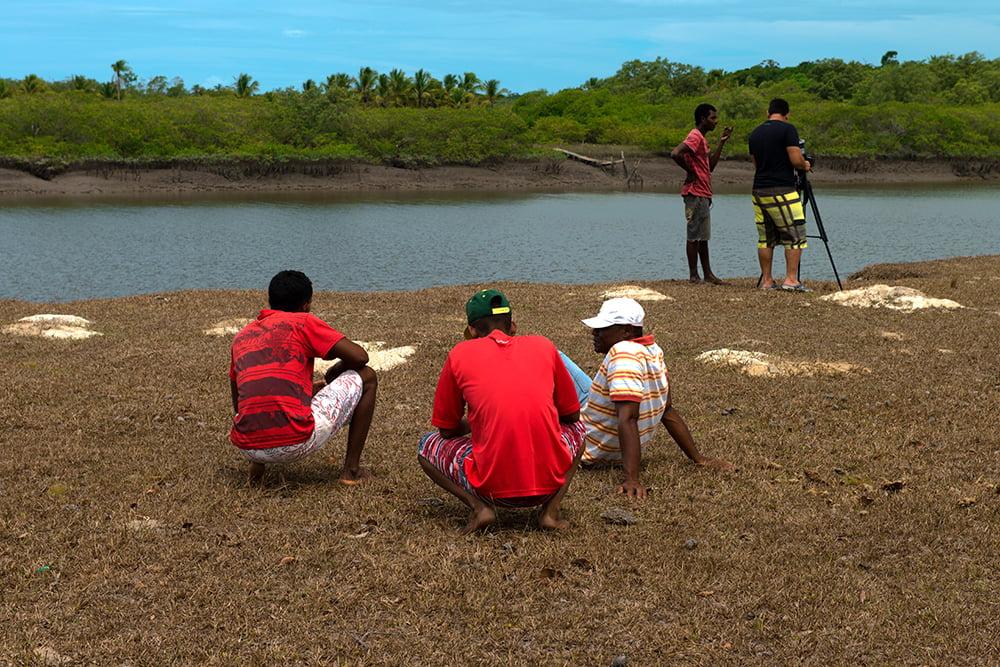 resex cassurubá, imagem da Comunidade de Macacos