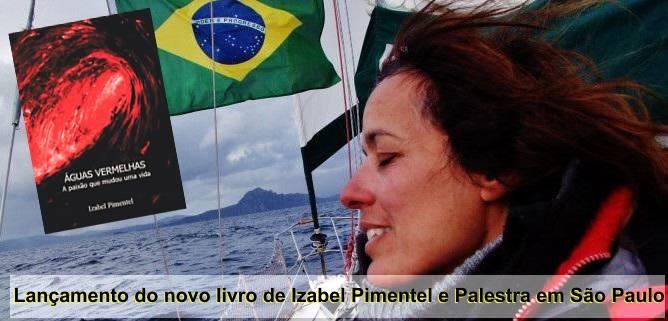 Izabel Pimentel lança livro, imagem de Izabel Pimentel