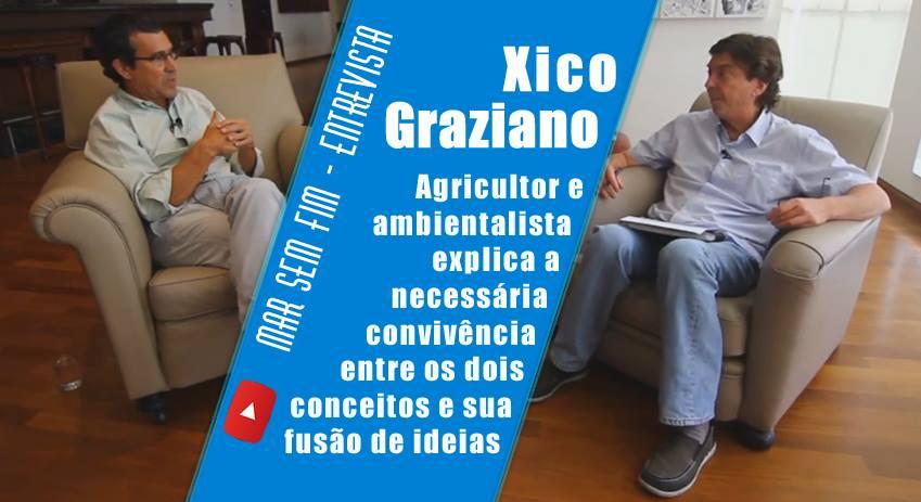 João Lara entrevista Xico Graziano