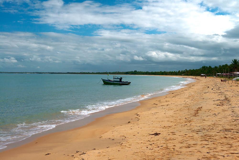 Resex Corumbau, imagem da-praia-em-corumbau-