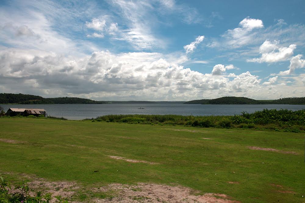 Resex Lagoa do Jequiá, imagem  da-lagoa Jequiá