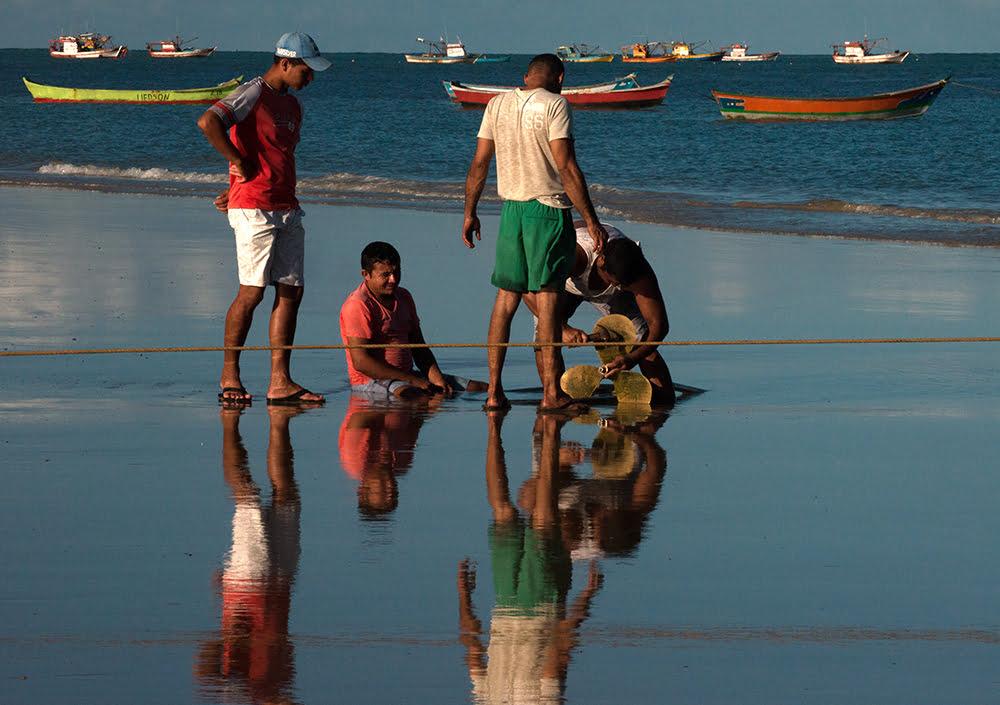 APA de Paiçabuçu, imagem de pescadores