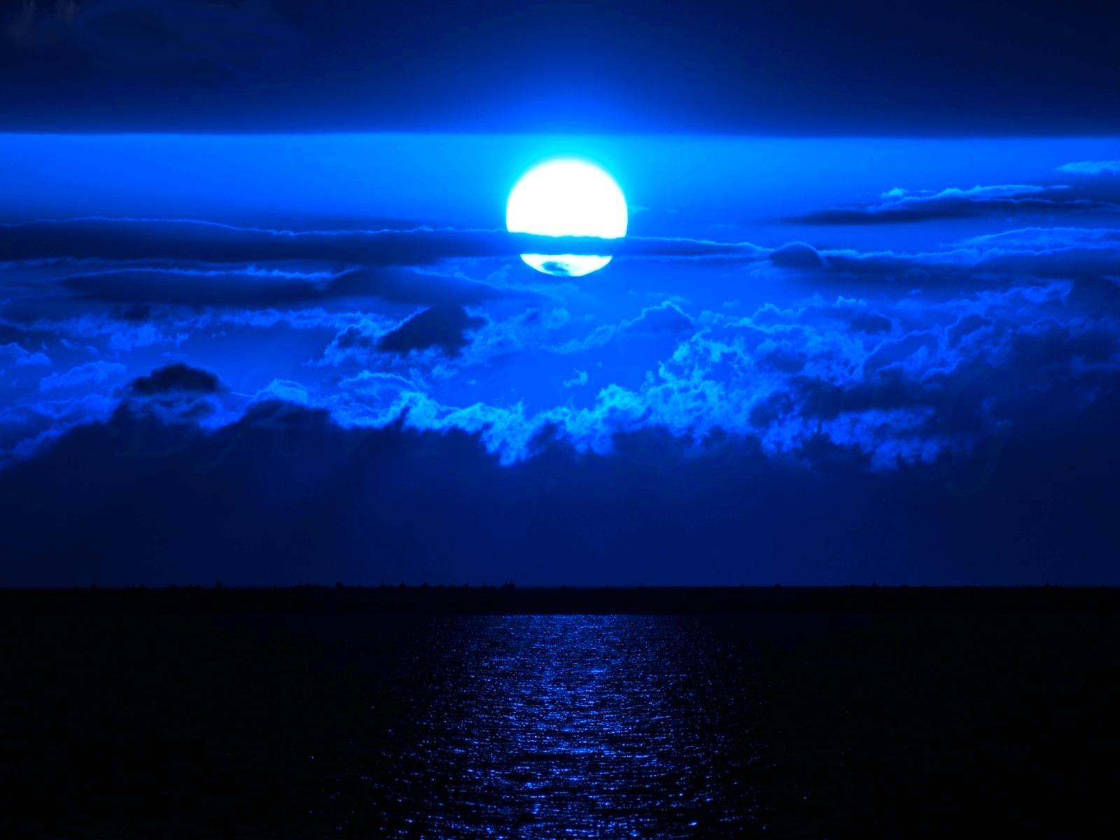 A Lua E Os Oceanos Entenda O Fenomeno Mar Sem Fim