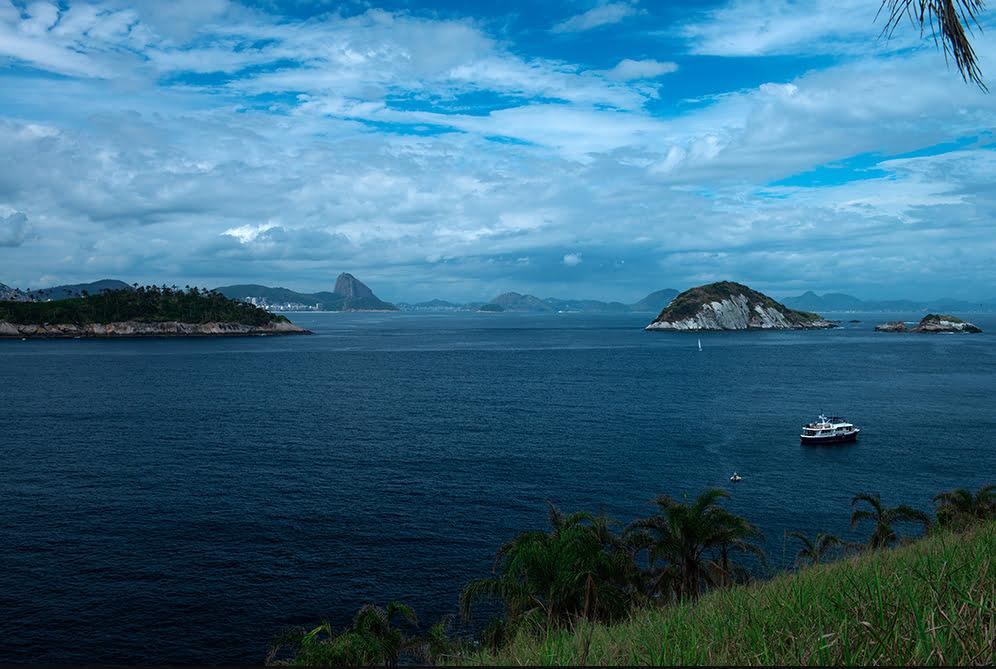 imagem do Monumento Natural das Ilhas Cagarras