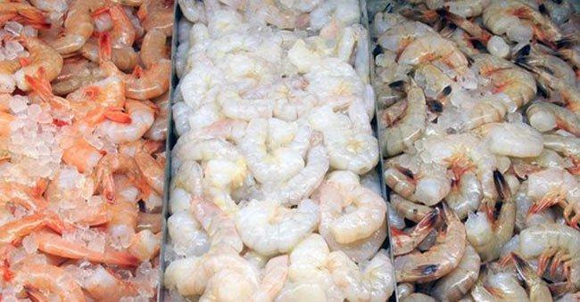 imagem de Frutos do mar do Oriente
