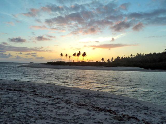 Pernambuco dos Olhos Meus, imagem do litoral de Pernambuco
