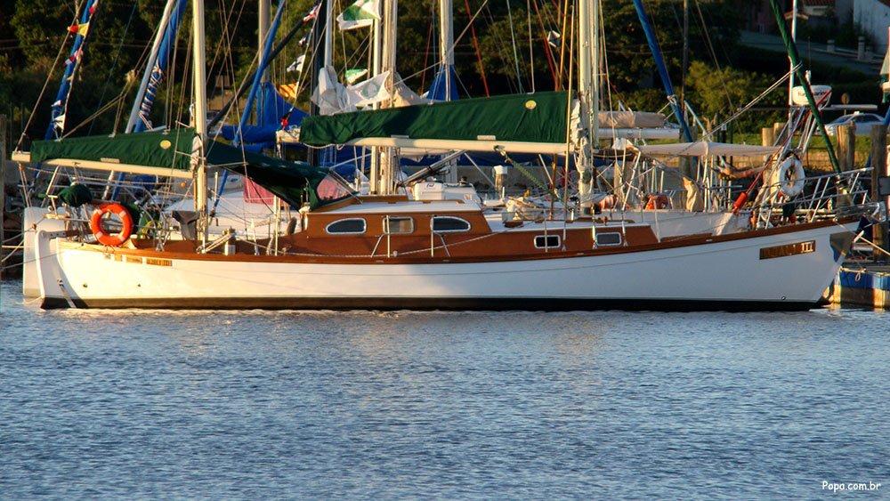 primeiro campeonato brasileiro de veleiros clássicos