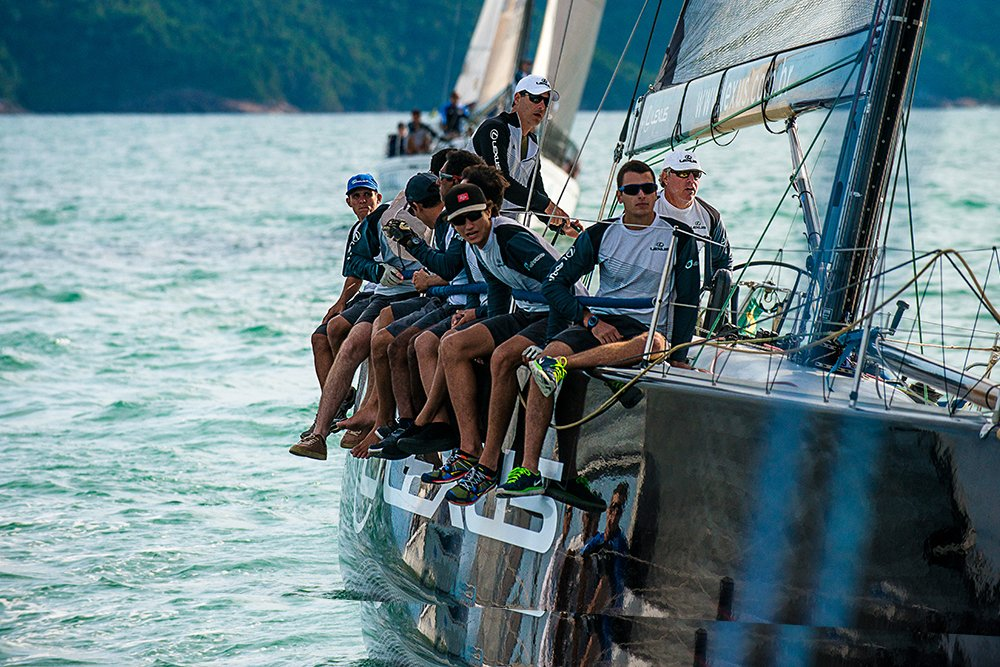 Ubatuba Sailing Week , veleiro na Ubatuba Sailing Week