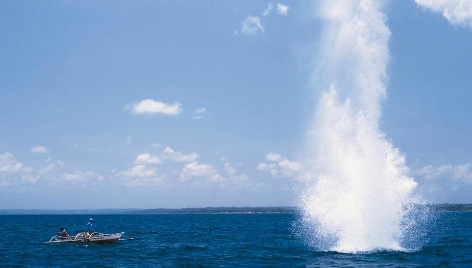 imagem de pesca com bombas na Tanzânia