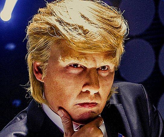 imagem de Donald Trump