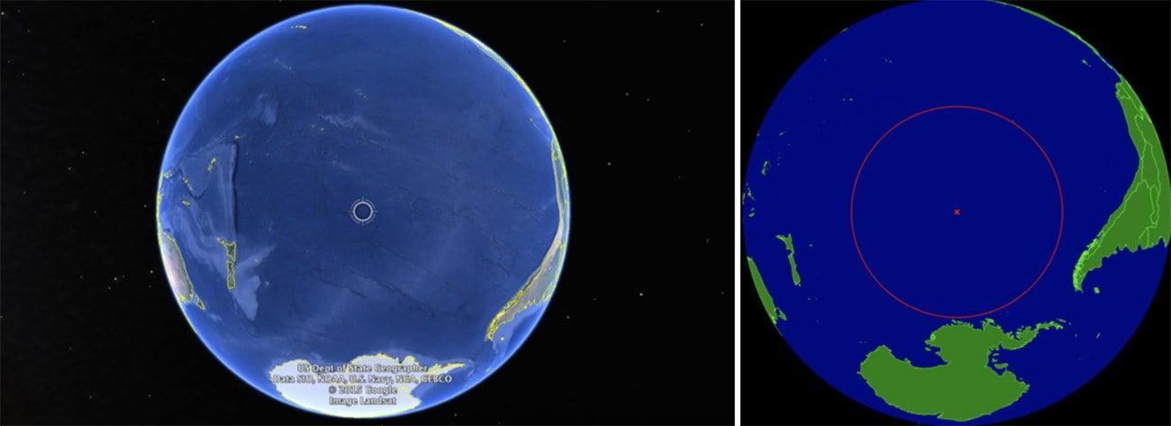 Ilustração mostra curiosidade dos oceanos, o Ponto Nemo