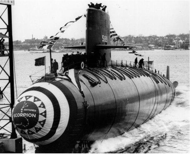 Dez fatos misteriosos do fundo do mar, imagem de submarino