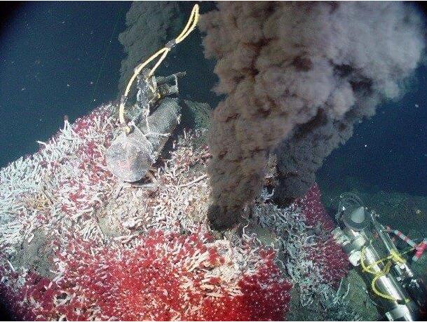 Dez fatos misteriosos do fundo do mar, imagem de Redemoinhos subaquáticos
