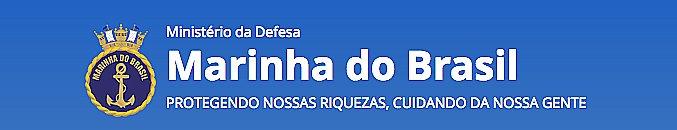 Nosso Mar, imagem do logotipo da marinha do Brasil.