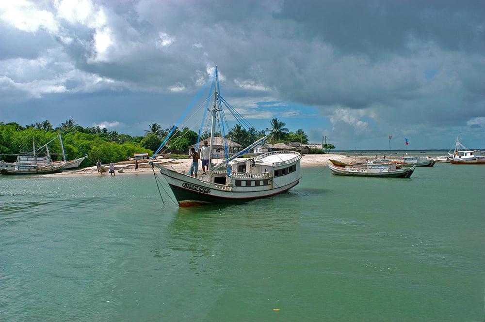 Litoral Norte do Maranhão, imagem de Guajerutiua