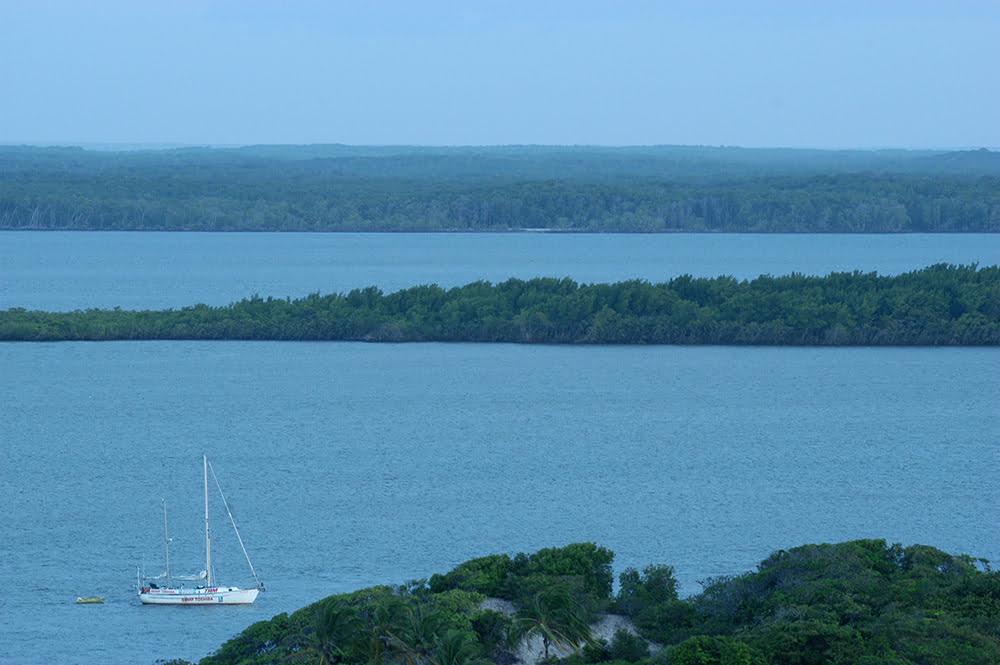 Litoral Sul do Maranhão, imagem na ilha de Santana