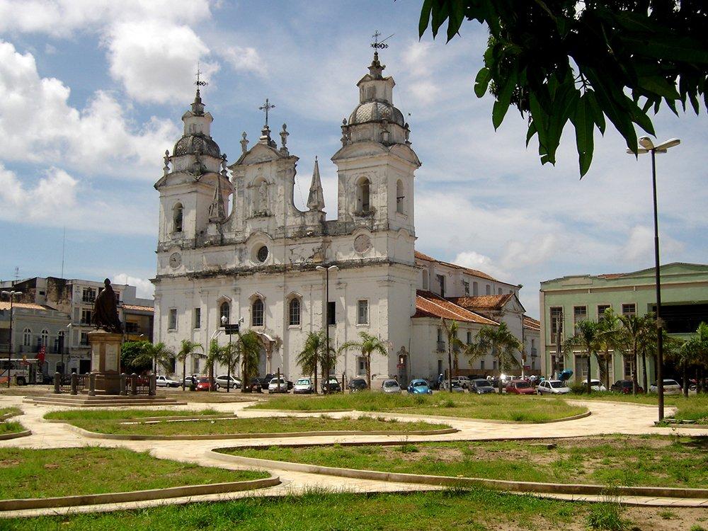 imagem da igreja Matriz de Belém