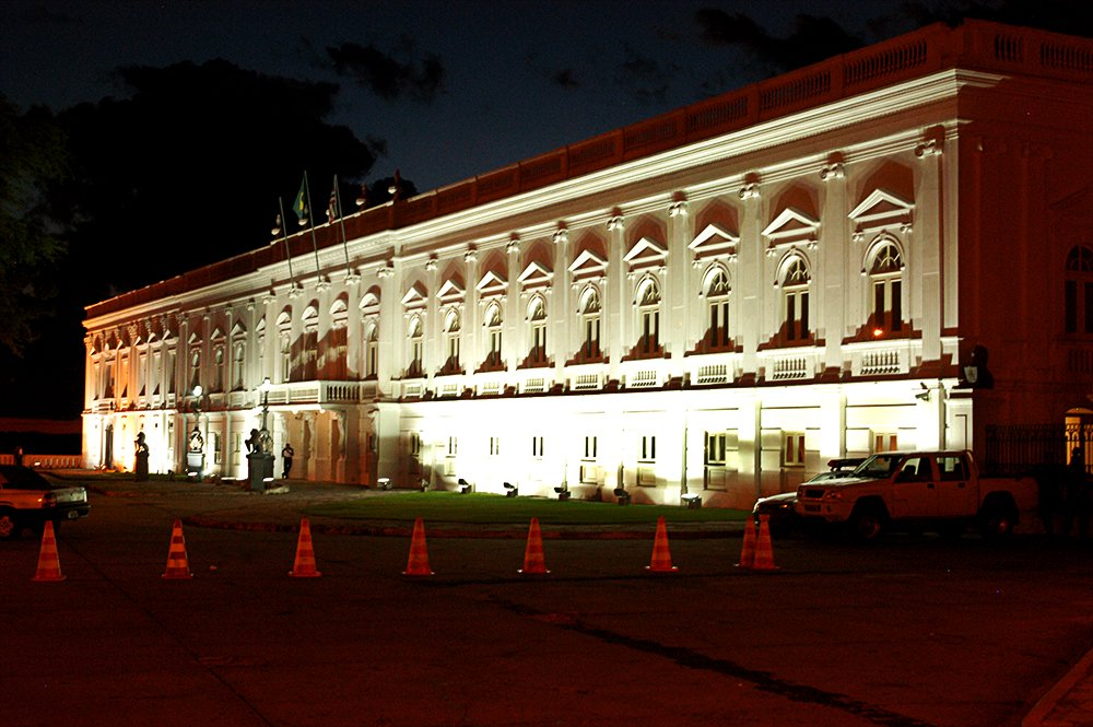 Litoral Sul do Maranhão, imagem do palácios dos leões