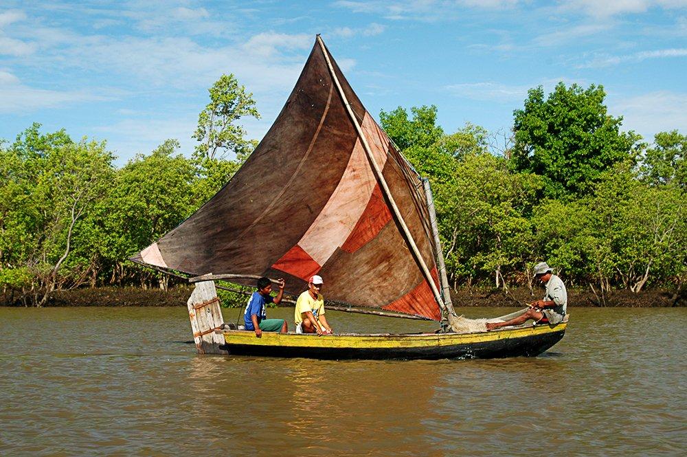 Litoral Sul do Maranhão, imagem de uma biana