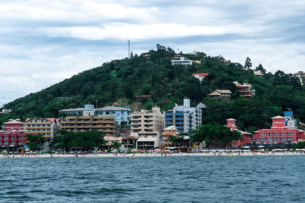 Jurerê Internaiconal, imagem de Bombinhas, SC