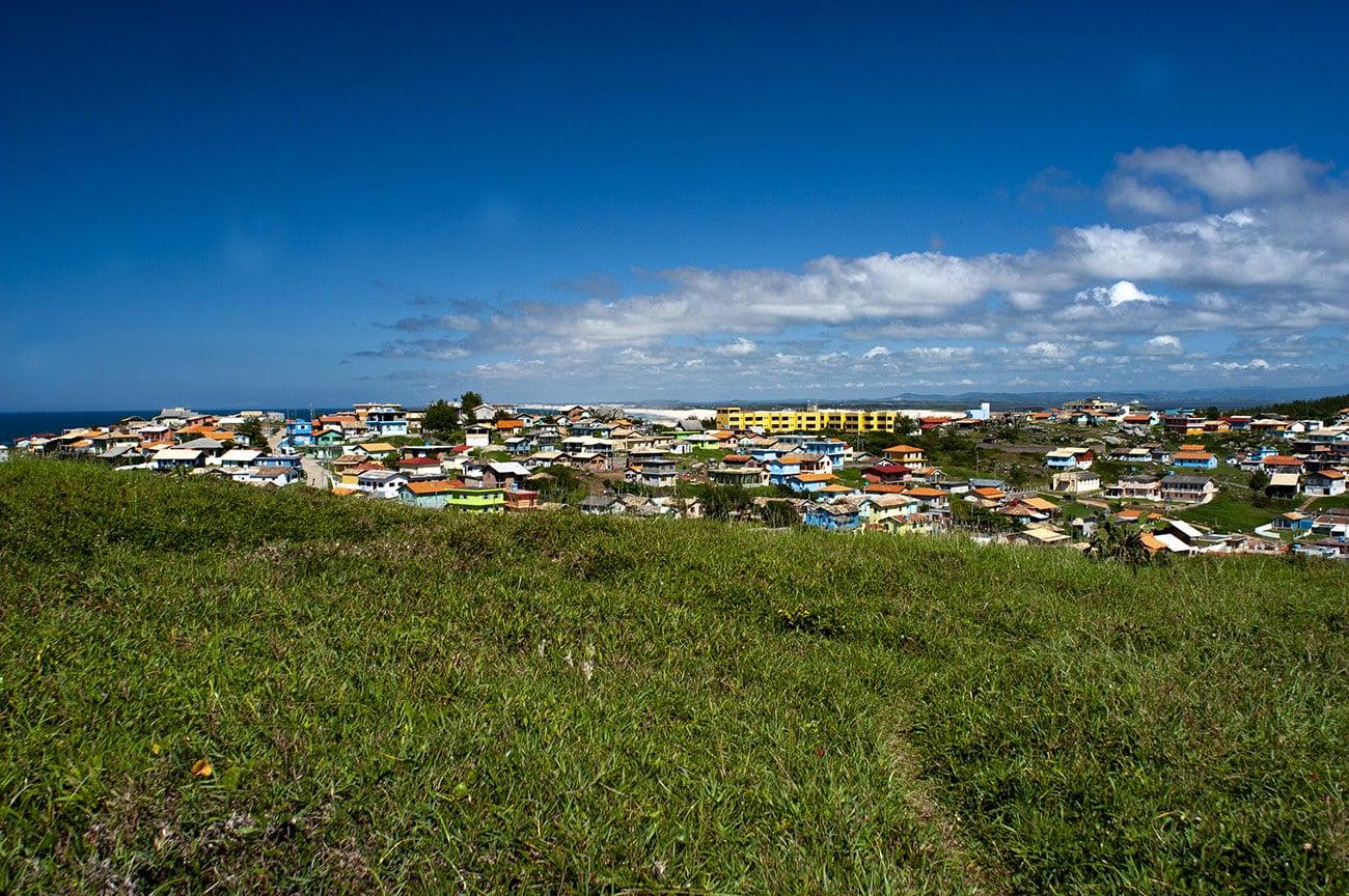 Imagem de especulação imobiliária no Cabo de Santa Marta