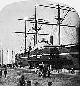 SS Great Eastern, imagem do navio SS Great Eastern