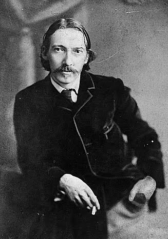 imagem de Roberto Louis Stevenson