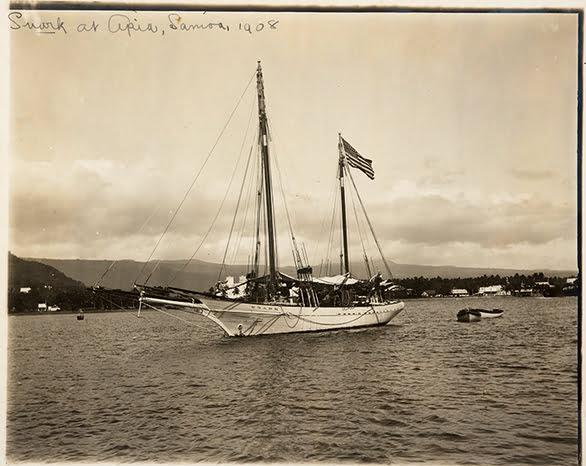 imagem do veleiro snark