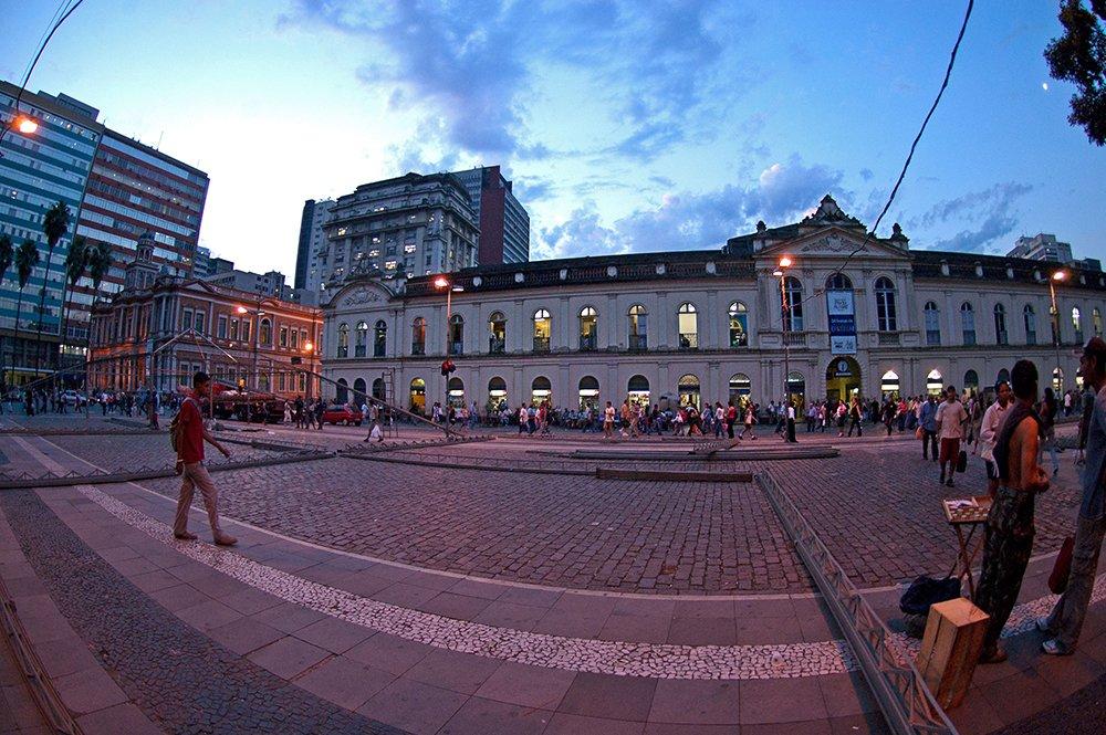 imagem do marcado de Porto Alegre