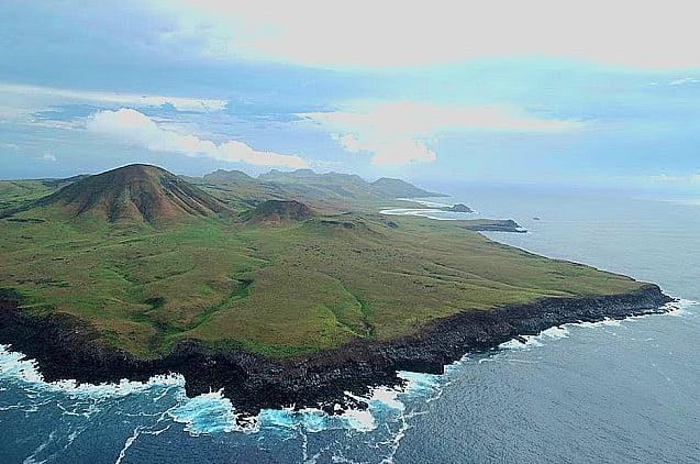 imagem do Arquipélago Revillagigedo nova área marinha protegida no México