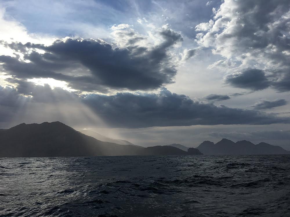 imagem de Schouten Island da Viagem da Kika, diário de bordo Nº 9